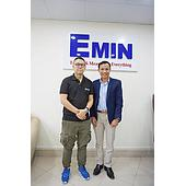 Representative of FLIR Hong Kong visited EMIN Vietnam