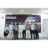 EMIN & Tektronix: IoT Workshop 2018 in Hanoi