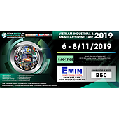 INVITATION:  VIMF-Vietnam Industrial & Manufacturing Fair 2019