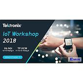 Tektronix IoT Workshop 2018