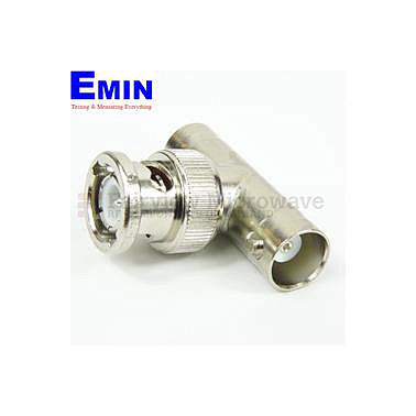 Fairview Microwave  SM3448 BNC T Adapter Female Male Female (4 Ghz)