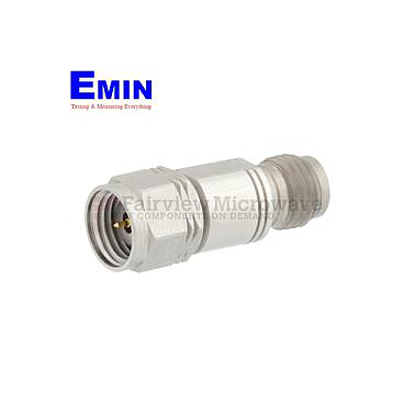 Fairview SA6510-10  10 dB Fixed Attenuator 1.85mm Male To 1.85mm Female Up To 65 GHz Rated To 1 Watt With Passivated Stainless Steel Body