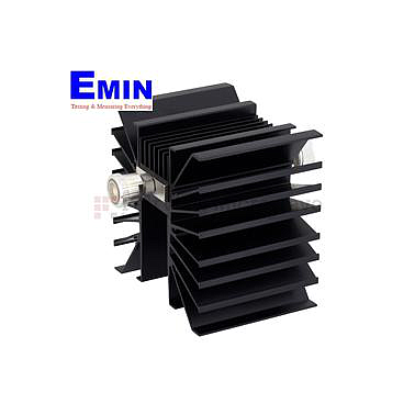 Fairview SA3DFM300W-20  20 dB Fixed Attenuator 7/16 Female To 7/16 Male Directional Up To 3 GHz Rated To 300 Watts With Black Aluminum Heatsink Body