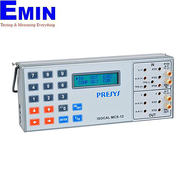 PRESYS TC-512 Temperature Calibrator