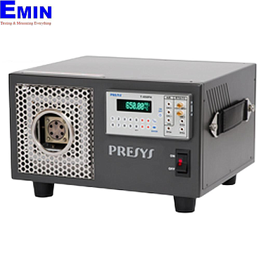 PRESYS T-1200PH Multifunction Temperature Calibrator (50 to 1200 °C; ± 0.2 °C)