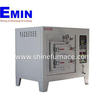 Shine SYA1200-4.5 Vacuum Atmosphere Box Furnace (4.5L,1200℃)