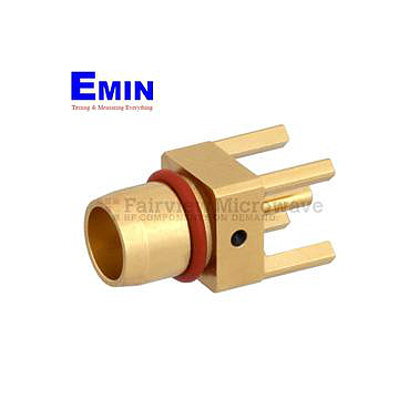 Fairview FMCN1221 Conector (BMA Plug-Slide one,PCB Conector,22Ghz)