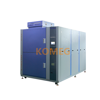 KOMEG TST-360D Two-Zone Thermal Shock Chamber (-55℃~150℃,360L)