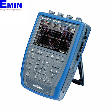 Metrix OX9062 Oscilloscope with Isolated Channels  (60 MHz, 2.5 GS/s)