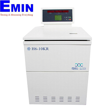 Kecheng H6-10KR High speed large volume refrigerated centrifuge (10000rpm)