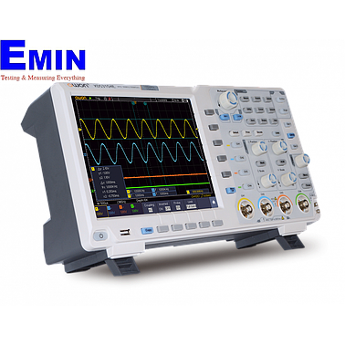 Owon XDS3104AE Digital Oscilloscope (100MHz, 1GS/s, 4 Channels)