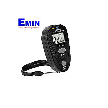 PCE CT 10 Coating Thickness Meter (0~2.20 mm, 0.01 mm)