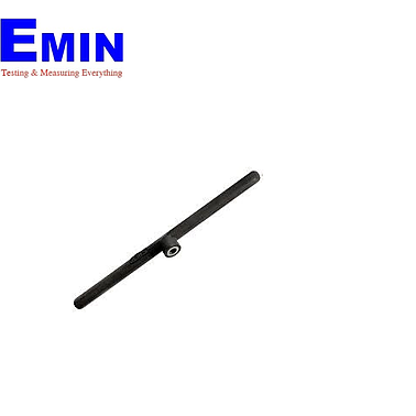 "AMS 406.04 18"" Rubber Coated Cross Handle (5/8"" Threaded)"