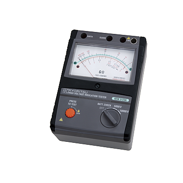 KYORITSU 3123AHigh Voltage Insulation Tester (10kV/400GΩ )