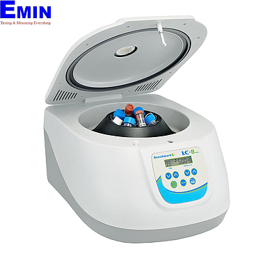 Benchmark C3100-E LC-8 3500 Centrifuge with 8 x 15ml rotor, Max. Speed 3500 rpm, 230V