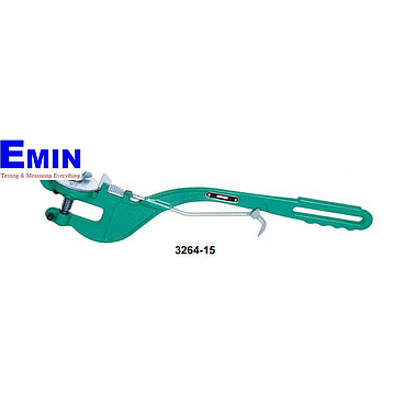 INSIZE 3264-15 Micrometer for hot plate (0-15mm; 0.05mm)
