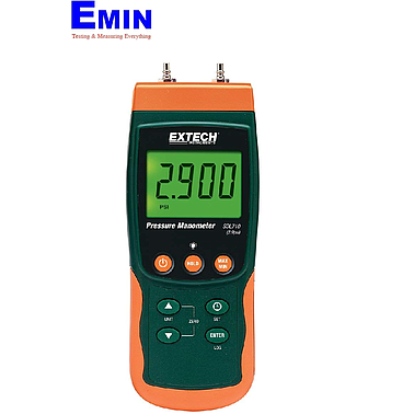 EXTECH SDL710 Differential Pressure Manometer / Datalogger