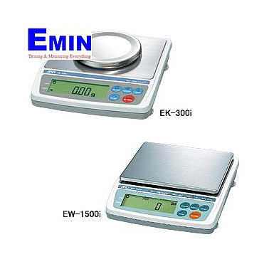 AND EK-401i Compact Balances (400 g / 0.01 g)