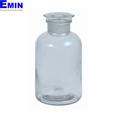 VELP A00001024 Glass bottle with ground glass cap (2 L)