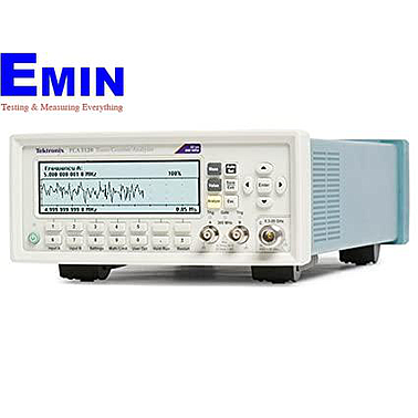EMIN (Cali) E0064 Frequency Counter calibration