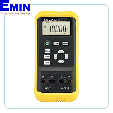 Nagman 02 Thermocouple Calibrator