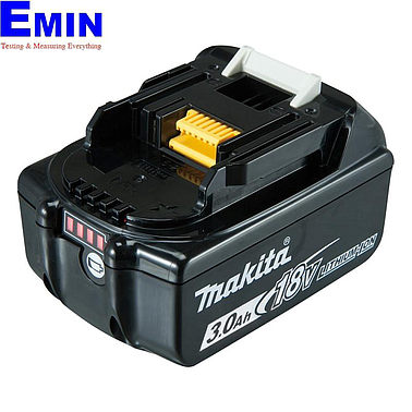 MAKITA BL1830B Battery (18V 3.0Ah)