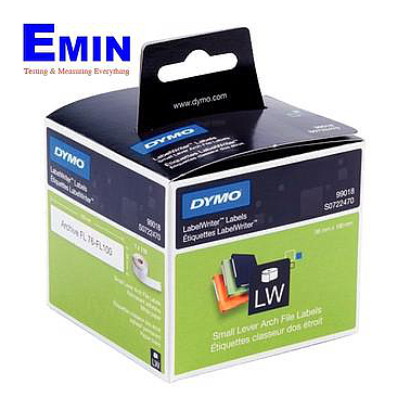 DYMO 63020754 LW Small LAF Labels (190mmx38mm)