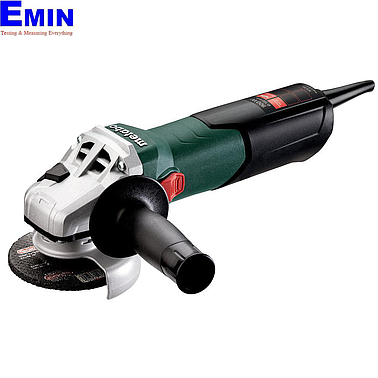 METABO W 9-125 Angle grinder  (10500 rpm)