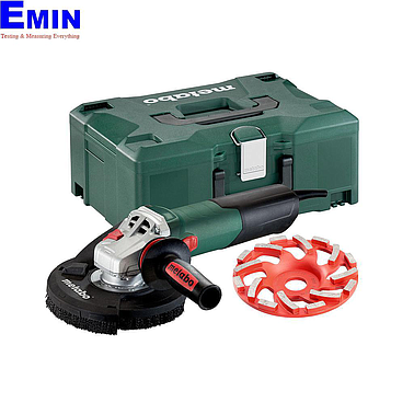 METABO WE 15-125 HD SET GED Angle grinder  (9600 rpm)