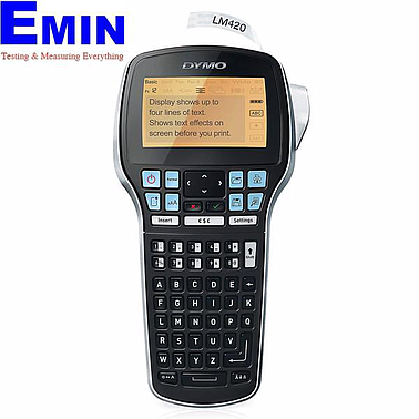 DYMO LM-420P LabelManager Label Maker (19mm)