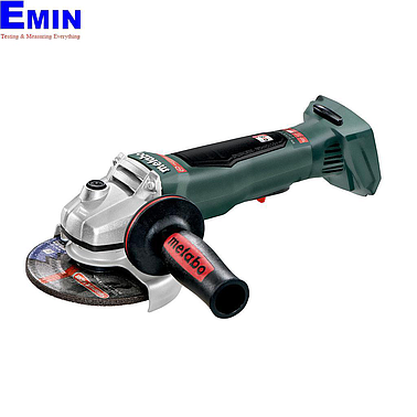 METABO WPB 18 LTX BL 125 QUICK Cordless angle grinder (9000 rpm)