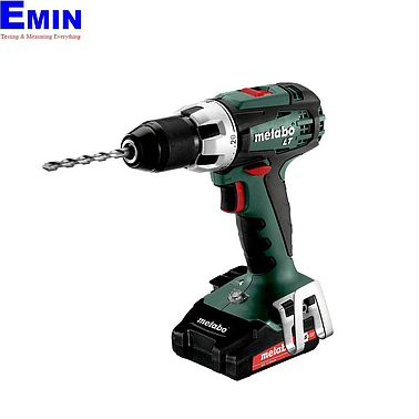 METABO BS 18 LT COMPACT Cordless drill / screwdriver (0-1600 rpm)