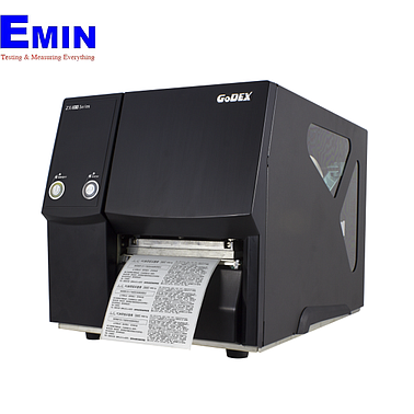 "Godex ZX420 Thermal Transfer Light Industrial Printer (Direct Thermal, 6 IPS,4.25"")"