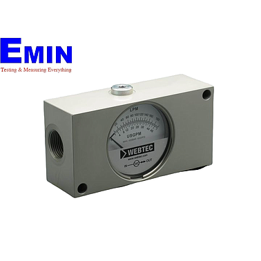 Webtec FI750-16ANO  Hydraulic In-line Flow Indicator (2-16 lpm; 6000 psi)