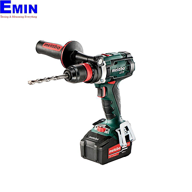 METABO BS 18 LTX QUICK Cordless drill / screwdriver (0-1700 rpm)