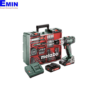 METABO BS 18 L QUICK SET Cordless drill / screwdriver (0-1800 rpm)
