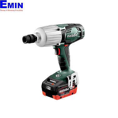 METABO SSW 18 LTX 600 Cordless impact wrench (0-1600 rpm)