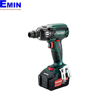 METABO SSW 18 LTX 400 BL Cordless impact wrench (0-2150 rpm)
