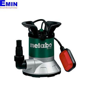 METABO TPF 7000 S Clear water submerbible pump (7000 l/h / 1849 gal/h)