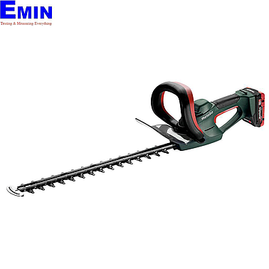 METABO AHS 18-55 V Cordless hedge trimmer (2700 spm)