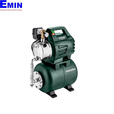 METABO HWW 4000/25 INOX Domestic waterworks (4000 l/h / 1060 gal/h)