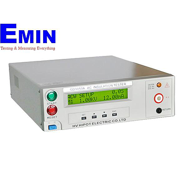 HV HIPOT GD9850A AC/DC Withstand Voltage Tester