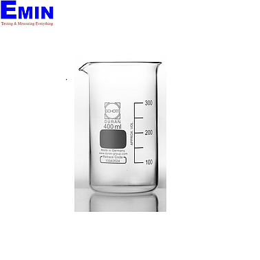 WITEG 5 502 150 Beaker tall form with spout (150ml; 10 pcs)