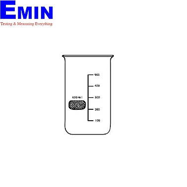 WITEG 5 504 250 Beaker tall form without spout (250ml; 10 pcs)