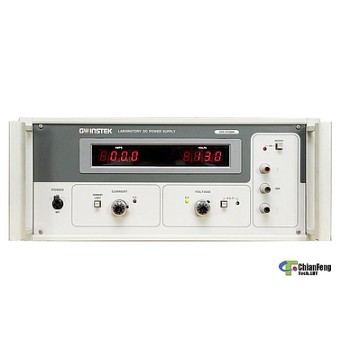 GW instek GPR-60H15D Linear D.C. Power Supply (600V, 1.5A, 900W)